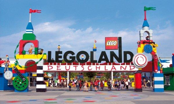 Tageskarte für Legoland Deutschland in Günzburg bei Groupon