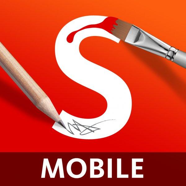 Autodesk SketchBook Mobile für iPhone/iPad kostenlos [iOS]