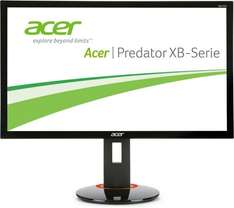 [Amazon.de] Acer Gaming Display (1ms, 144Hz 3D-fähig, FHD) - nur 299€