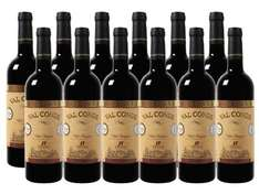 Sonderangebot bei Weinvorteil.de (3,75 Euro pro Flasche im 12er-Paket statt 9,99 Euro pro Flasche)