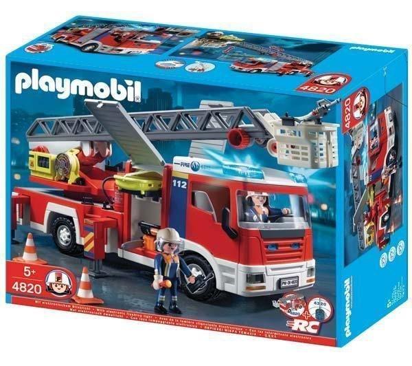 [Pixmania] -Blitzangebot- Playmobil Feuerwehr-Leiterfahrzeug (4820) 36,90 zzgl. 4,99 Versand