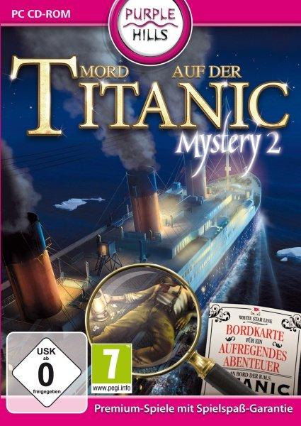 [Vollversion]Titanic Mystery 2 - Mord auf der Titanic (PC)