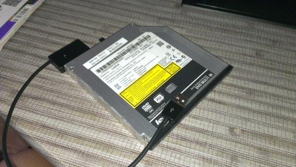 """USB 2.0 zu SATA Adapter (z.B. für 2,5"""" SSDs, HDDs oder DVD Brenner)"""