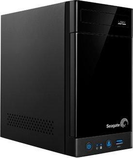 Seagate Business Storage 2-Bay NAS Leergehäuse für 62€ @ NBB