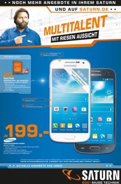 [MM Fürth] Samsung Galaxy S4 mini