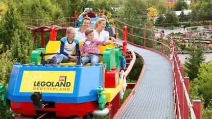 LEGOLAND Günzburg Tageseintritt Erwachsene EUR 24,95 statt 43,50 (-43%) @Travelbird