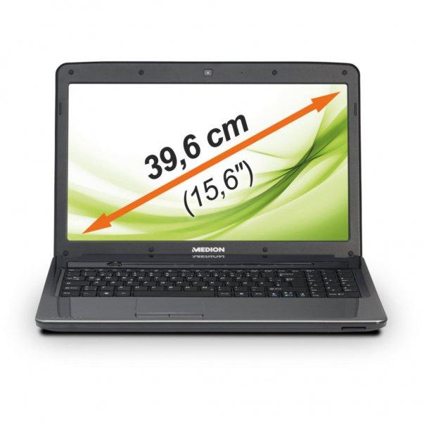 Medion E6324 (Pentium 2020M, 4GB RAM, 500GB HDD, mattes Display, Win8) - B-Ware für 249,99€ @Medion/ebay