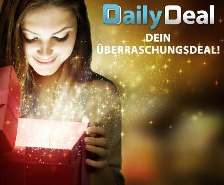 Wer traut sich? DailyDeal's Überraschungs-Deal für 5€ statt 10€ - nur 1000 Stück