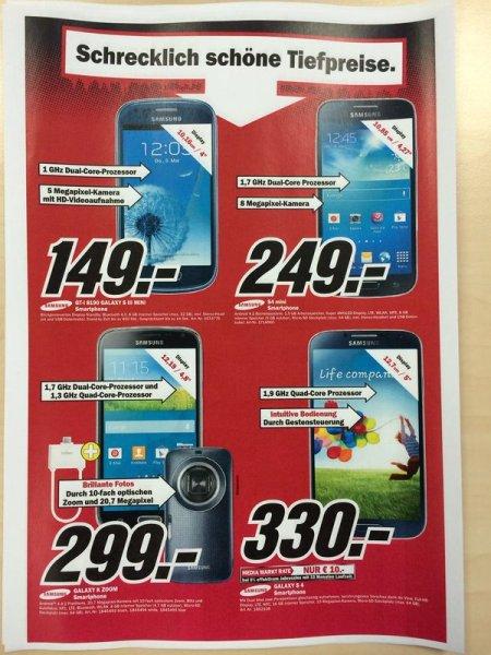 [MM Gütersloh]Samsung galaxy S4 für 330€