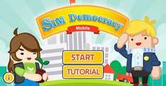 SIM Democracy iOS/Android (englisch)