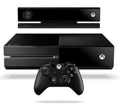 Xbox One mit Kinect Sensor @amazon