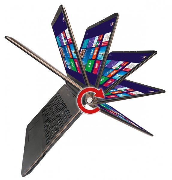 """Medion Akoya S6212T (i3, 4GB RAM, 500GB HDD, 15,6"""" Touch, Win8) - B-Ware @ Medion/ebay"""