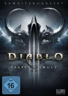 Diablo III: Reaper of Souls (PC) (Amazon Prime)