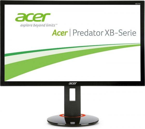 Acer Predator XB270Hbmjdprz – 27 Zoll 3D-fähiger Top Gamer Monitor, statt 405€ für 299,99€