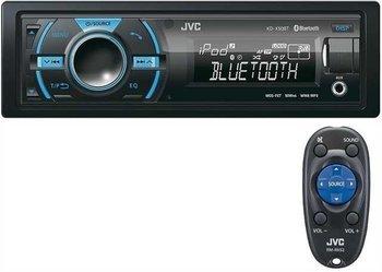 JVC KD-X50BT Autoradio (B-Ware) für 69,98€ Null.de