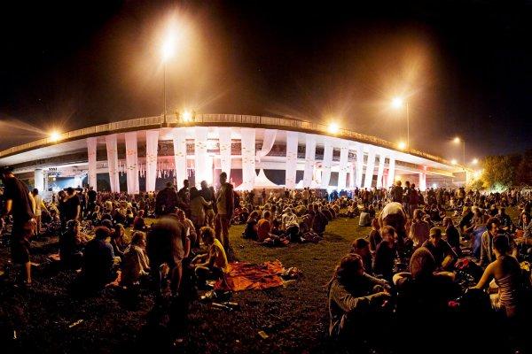 [lokal Nürnberg] Brückenfestival 2014 - Musik,Kabarett,Kleinkunst & Poetry Slam