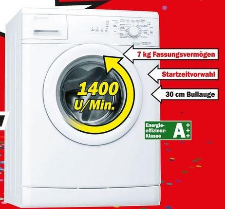 Waschmaschine Bauknecht 74 SD A+++ für 250€ - Bochum Ruhrpark [lokal]