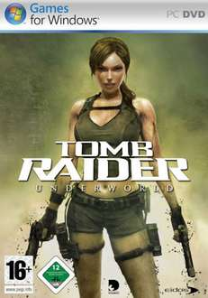 Tomb Raider Underworld Steam Key für 2.99€