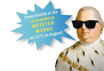 """[Lokal Stuttgart] Bei """"Hitzefrei"""" freier Eintritt ins Landesmuseum Württemberg"""