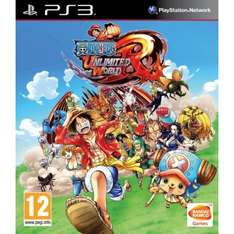 [Thegamecollection. net] ONE PIECE: UNLIMITED WORLD RED - Strohhut Edition für Playstation 3, Idealo.de ab 49,94€