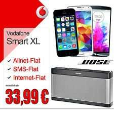 Vodafone Smart XL + Galaxy S5 /LG G3 32GB / iPhone 5S + Bose Soundlink III [junge Leute]