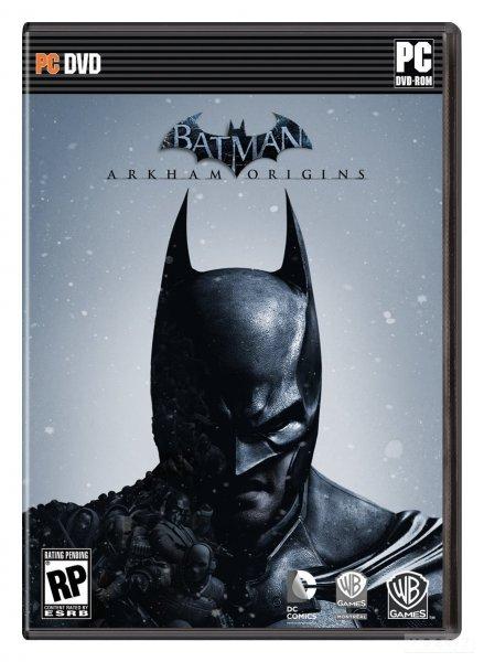 Uplay-Sale Day 2:  z.B. Batman AO für 2,6€