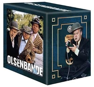 Komplett Box Olsenbande Blu - ray Vorbestellbar erscheint am 08.09.2014