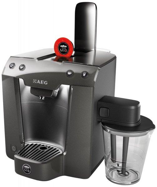 AEG LM 5400 Lavazza A Modo Mio Favola Cappuccino / Espresso-Kaffeekapselautomat