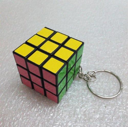 Mini Zauberwürfel als Schlüsselanhänger (Ebay.cn)
