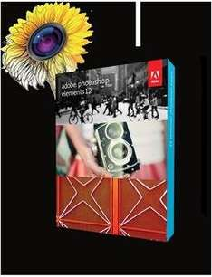 Adobe Photoshop Elements 12 + Premiere Elements 12 + Grafiktablett 69,95€ frei Haus!