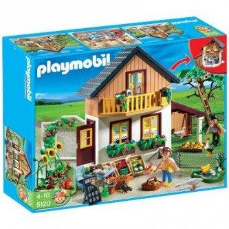 """PLAYMOBIL - """"Bauernhaus mit Hofladen"""" im Müller Onlineshop für 25,00€"""