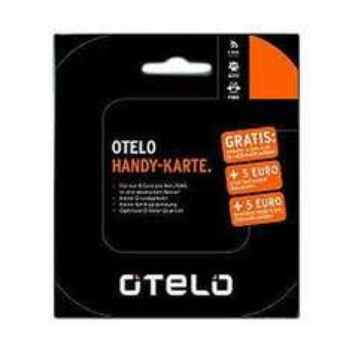 Otelo Prepaid Karte mit 5€ Startguthaben für 1,49€