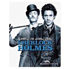 [Zavvi.com] Sherlock Holmes - Steelbook [Blu-ray] für 7,46€