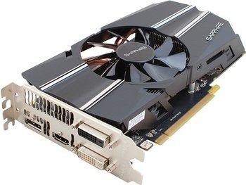 Grafikkarte Sapphire Radeon HD 7790 1GB (R7 260x renamed)