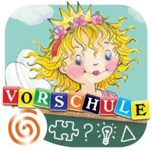 [Amazon Appshop] Lernerfolg Vorschule - Prinzessin Lillifee: Logik- und Konzentrationsspiele für Kinder