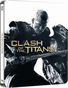 Clash of the Titans - Steelbook Edition Blu-ray