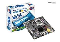 eBay - ECS H61H2-TI Thin Mini ITX Mainboard Intel 1155 - €25,99