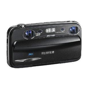 Fujifilm FinePix REAL 3D W3 10 MP (schwarz) inkl. Versandkosten @Ebay -29%