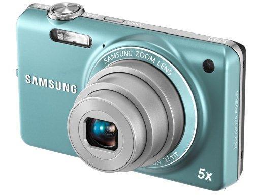 SAMSUNG ST65 Digitalkamera 14 Megapixel, Optischer Zoom 5-fach, HD-Video, 6,9 cm (2.7 Zoll) Display, bildstabilisiert, bei MEINPAKET für 67,95 € inkl. Versand