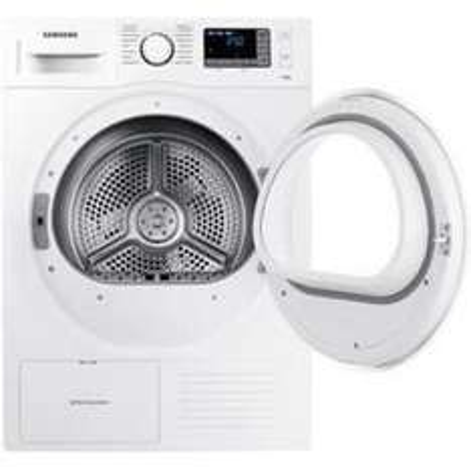 Samsung DV80F5EBHGW/EG Wärmepumpentrockner A++, 8 kg, weiß