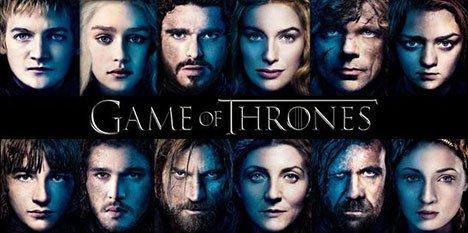 Nur  am 8.9:: Game of Thrones 4: Staffel-Start gratis im Kino  [8 Kinopolis Kinos]