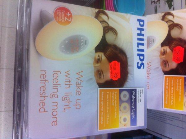 [Kaufland Greiz] Philips Wake Up Light HF3505/01, Idealo ab 57€...