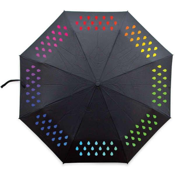 [The Hut] SUCK UK Regenschirm Farbe Verändert für 23,04€ inkl. VSK