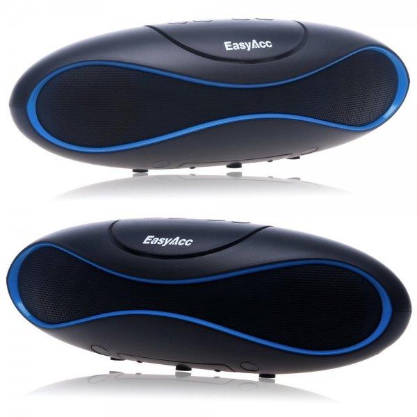 [Amazon] 6€ Rabatt beim Kauf von EasyAcc® 2nd Gen Olive Tragbarer Bluetooth Lautsprecher mit Code