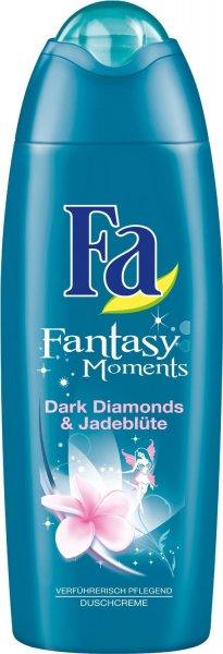 Fa Duschgel Fantasy Moments Dark Diamands & Jadeblüte, 6er Pack (6 x 250 ml), für 6,07€ statt 9,54€ (36% gespart).