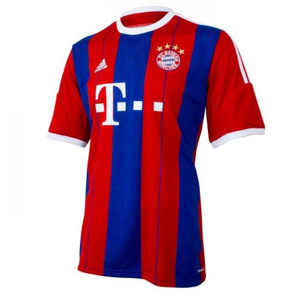 ADIDAS FC Bayern München Trikot Home 14/15 bei livingselect im Rakuten Sommer Sale