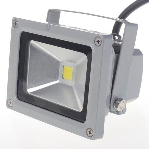 (ebay)10W LED  Flutlicht Strahler warm oder kaltweiss IP65  3Stück=21.90€