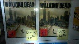 (Bremen) The Walking Dead Staffel 1 uncut bluray