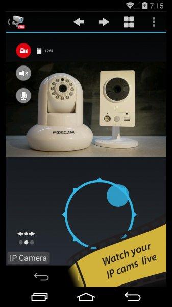 [Android] tinyCam Monitor PRO zum halben Preis@Playstore (1,49€ statt 2,99€)