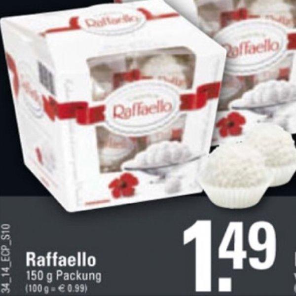 (Bundesweit) Ferrero Raffaello 150gr. @edeka